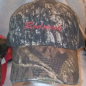 Camo hat redneck